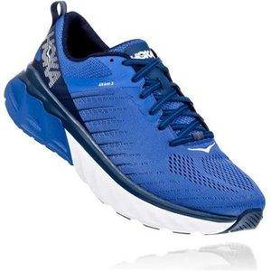 Hoka Arahi 3 Running Shoes Nebulas Blue/ensign Blue 689931, Nebulas Blue/Ensign Blue