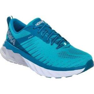 Hoka Arahi 3 Womens Running Shoes Scuba Blue/seaport 651037, Scuba Blue/Seaport