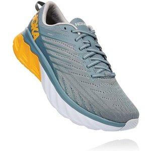 Hoka Arahi 4 Running Shoes Lead/lunar Rock 694436, Lead/Lunar Rock