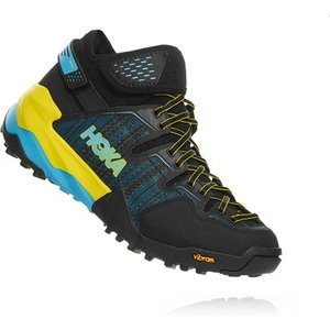 Hoka Arkali Running Shoes Black/cyan/citrus 694304, Black/Cyan/Citrus
