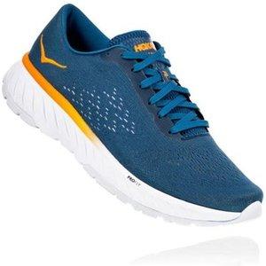 Hoka Cavu 2 Running Shoes Corsair Blue/bright Marigold 690006, Corsair Blue/Bright Marigold