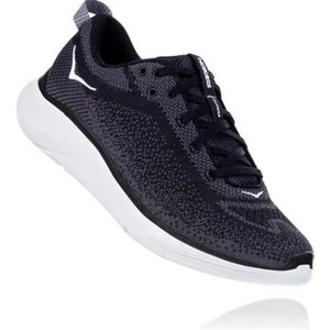 Hoka Hupana Flow Womens Running Shoes Black/dark Shadow 693606, Black/Dark Shadow