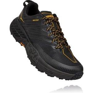 Hoka Speedgoat 4 Gore-tex Running Shoes Anthracite/dark Gull Grey 692481, Anthracite/Dark Gull Grey