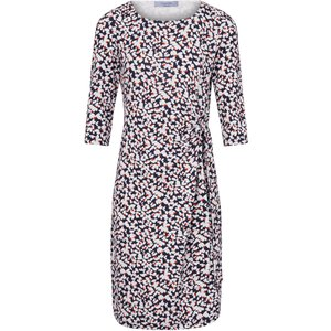 Jersey Dress Floral Print Mayfair By Peter Hahn Multicoloured 129794440, multicoloured