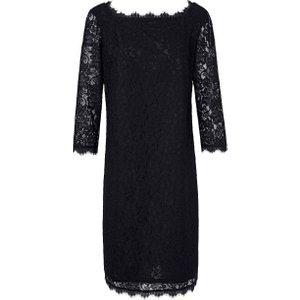 Lace Dress 3/4-length Sleeves Uta Raasch Black 124727420, black