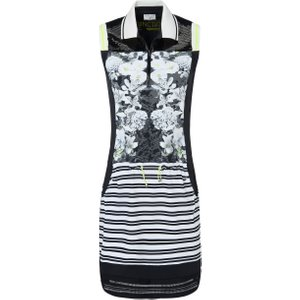 Sleeveless Jersey Dress Sportalm Kitzbühel Multicoloured Black/multi Coloured 124530440, black/multi-coloured