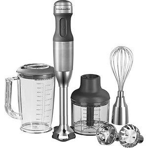 Kitchenaid 5khb2571bsx Hand Blender Set Stainless Steel Blenders