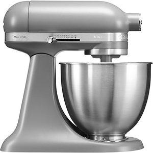 Kitchenaid 5ksm3311xbfg Mini Stand Mixer Matte Grey Cookware & Utensils