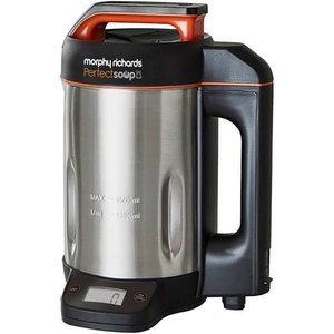 Morphy Richards Perfect Soup Soup Maker With Scales 501025 Small Appliances