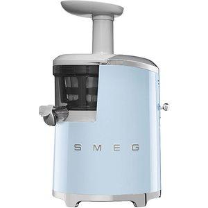Smeg Sjf01pbuk 50's Retro Style Slow Juicer Pastel Blue Juicers