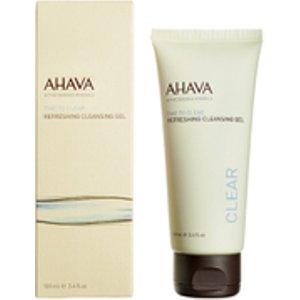 Ahava Refreshing Cleansing Gel 100ml Skincare