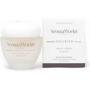Aromaworks Nourish Night Cream 50ml Skincare