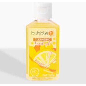 Bubble T Hand Cleansing Gel - Lemon 50ml