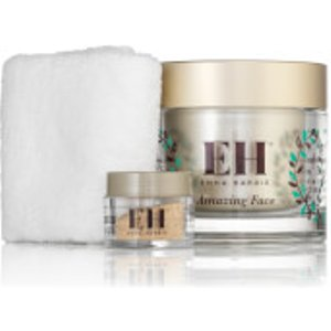 Emma Hardie Moringa Cleansing Balm With Cloth And Rosehip Exfoliating Seeds 10th Anniversa Skincare