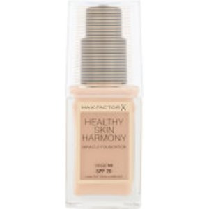 Max Factor Healthy Skin Harmony Foundation 30ml - 55 Beige Cosmetics