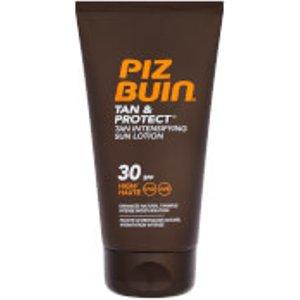 Piz Buin Tan & Protect Tan Intensifying Sun Lotion - High Spf30 150ml Cosmetics
