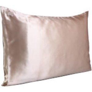 Slip Silk Pillowcase - Queen (various Colours) - Caramel Home Accessories, Caramel