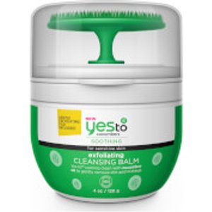 Yes To Cucumbers Exfoliating Cleansing Balm 120g Skincare