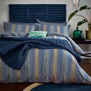 Bedeck 1951, Tamar Single Duvet Cover, Indigo Furniture Accessories, Indigo