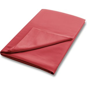 Bedeck 1951 Bedeck 400 Thread Count, Super Kingsize Flat Sheet, Crimson Furniture Accessories, Crimson