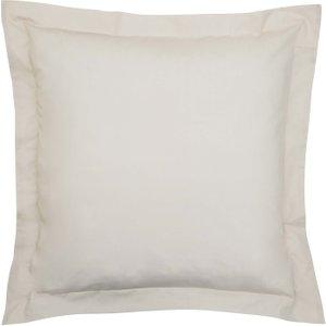 Bedeck Of Belfast 200 Thread Count Plain Dye Square Oxford Pillowcase, Linen Ducbb2lslin , Linen