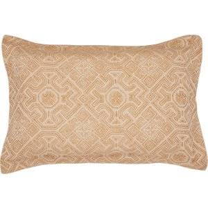 Bedeck Of Belfast Agra Oxford Pillowcase, Copper Furniture Accessories, Copper