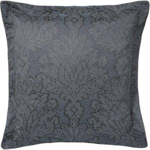 Bedeck Of Belfast Allegro Square Oxford Pillowcase, Midnight Furniture Accessories, Midnight