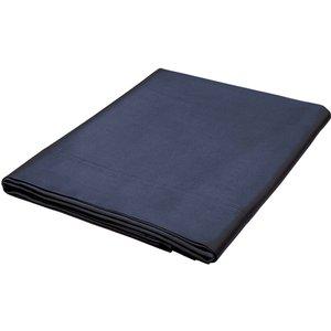Bedeck Of Belfast Fine Linens 600 Thread Count Egyptian Cotton Kingsize Flat Sheet, Midnig Midnight Fshbb6m3mid, Midnight