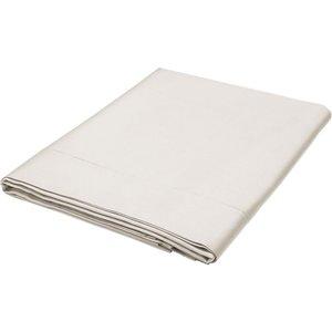 Bedeck Of Belfast Fine Linens 600 Thread Count Egyptian Cotton Super Kingsize Flat Sheet,  Cashmere Fshbb6c8cas, Cashmere