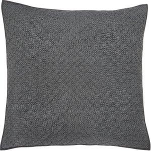 Bedeck Of Belfast Suri Sham Pillowcase, Shale Pshsurspsha , Shale
