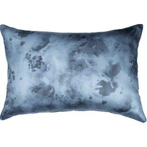 Dkny Camo Floral Housewife Pillowcase, Indigo Furniture Accessories, Indigo