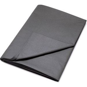 Dkny Egyptian Cotton Plain Dye Kingsize Flat Sheet, Charcoal Fshdecc3cha , Charcoal