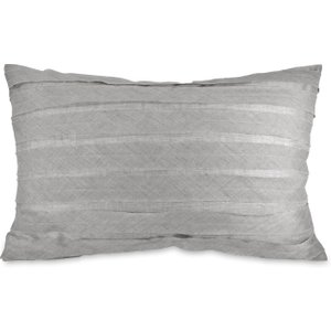 Dkny Loft Stripe Housewife Pillowcase, Grey Furniture Accessories, Grey