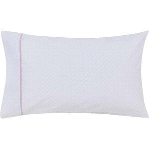 Fable Alisia/mirabel Pair Of Housewife Pillowcases, Amethyst Ducmrbahamep, Amethyst
