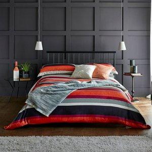 Harlequin Banzai Single Duvet Cover, Magenta Furniture Accessories, Magenta
