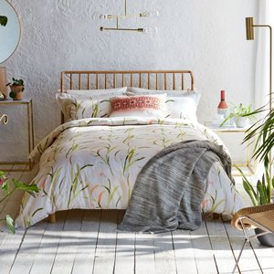 Harlequin Saona Single Duvet Cover, Linen  Furniture Accessories