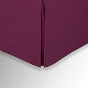 Helena Springfield, 50/50 Plain Dye Percale Single Valance, Mulberry Furniture Accessories, Mulberry