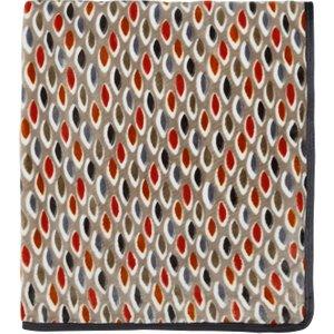 Helena Springfield Abu/casablanca Fleece Throw, Sahara Home Textiles, Sahara