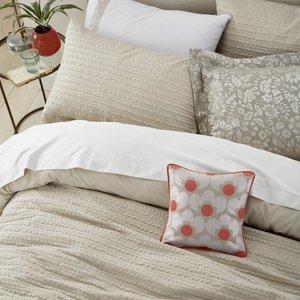Helena Springfield Bedding Mabel Kingsize Duvet Cover, Linen White Furniture Accessories