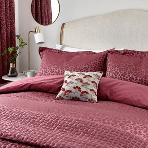Helena Springfield Cecila Quilted Throw, Berry Home Textiles, Berry