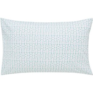 Helena Springfield Liv/tolka Pair Of Housewife Pillowcases, Teal Duclivthtea, Teal