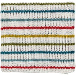 Helena Springfield Macaw/kipling Knitted Throw, Explorer Qtomacezexp1 , Explorer