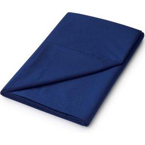 Helena Springfield Plain Dye, 50/50 Percale, Double Flat Sheet, Navy Fshhlpn2nav, Navy