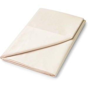 Helena Springfield Plain Super Kingsize Flat Sheet, Linen Fshhlpl8lin, Linen