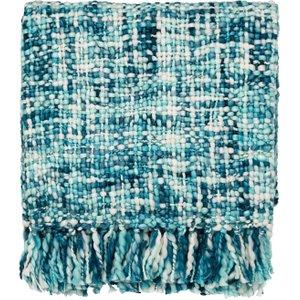 Helena Springfield St Ives/burton Woven Throw, Coastal Home Textiles, Coastal