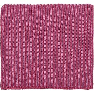 Helena Springfield Trixie Knitted Throw, Raspberry , Raspberry