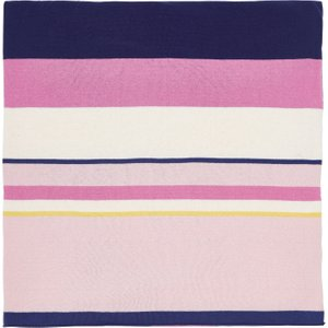Joules Bedding Orchard Ditsy Knitted Throw, Comet , Comet