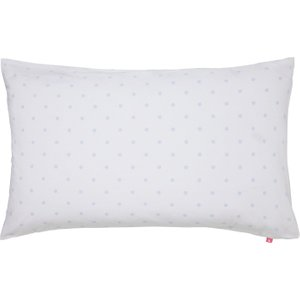 Joules Hollyhock Floral Housewife Pillowcase, Hydra Blue Furniture Accessories, Hydra Blue