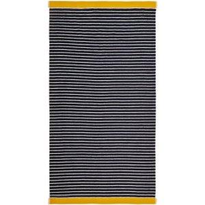 Joules Kensington Stripe Bath Towel, Navy Furniture Accessories, Navy