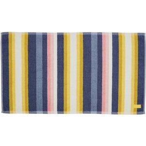 Joules Summer Stripe Bath Mat, Multi Twlsrsm5mul, Multi